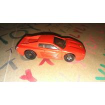 Hot Wheels Ferrari F512 Rojo All Metal Buen Estad Lyly Toys