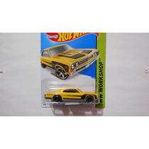 Fermar *´69 Chevelle Ss 396* A-496 232/250 1:64 Hot Wheels