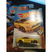 Hot Wheels De Coleccion 2016 15 Ford Mustang Gt
