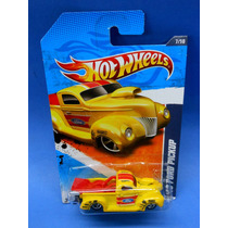 2011 Hot Wheels Dragsterz 11 40 Ford Pickup Amarillo