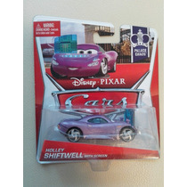Disney Pixar Cars - Holley Shiftwell With Screen - Nuevo -ag