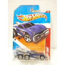 Hot Wheels Tow Jam Azul 192/244 2011 Tl