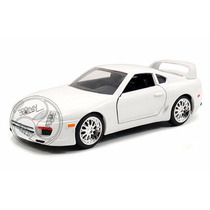 Jada Supra Final Run 1/32 Rapido Y Furioso Fast & Furious 7
