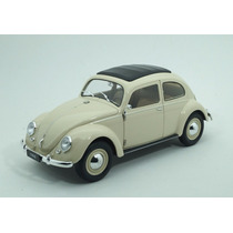 Vw Sedan 1950 Escarabajo/beetle/käfer Welly Escala 1:18
