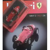 Ferrari Collection Panini 26 500 F2 1952 Alberto Ascari