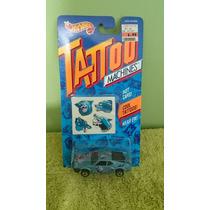 Hot Wheels Tattoo Machines 1993