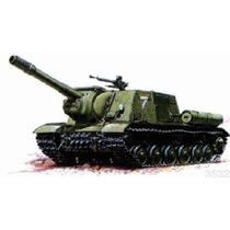 Tanque Zvezda Ruso Isu 152 1/35 Armar Pintar/ Tamiya Revell