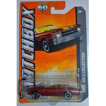 Matchbox - Chevelle Ss - 2012 - Chevrolet - Gm