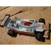 Auto De Fórmula 1 Liger Ford De Los 80s