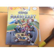 Hot Wheels Súper Mario Kart A-ok