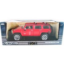 Hummer H3 Hot Wheels Nueva Auto Coleccion Escal 1/18