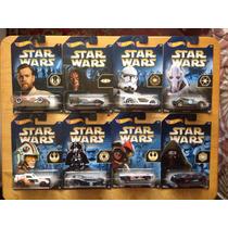 Star Wars Hot Wheels Colección 2015