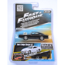 Don´s Dodge Charger R/t Rápido Y Furioso Fast & Furious Jada