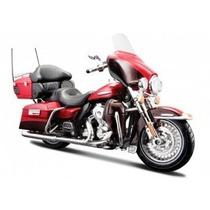 2013 Harley Davidson Electra Glide Ultra Flhtk Limited Red M