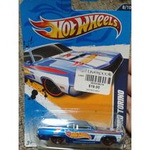 Ford Gran Torino Hot Wheels Racing