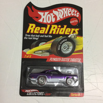 Hot Wheels Plymouth Duster Thruster Real Riders
