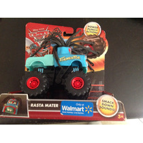 Disney Cars Rasta Mater Power Punch