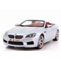 Bmw M6 (f12) Cabrio 2012 Paragon Models Escala 1:18 !!!!
