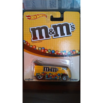 Culture Pop Hotwheels Vw Drag Bus M&m