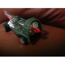 Hot Wheels Dog Fighter ¡raro!