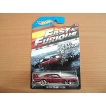 Hot Wheels Rapidos Y Furiosos Dodge Charger Daytona 2015