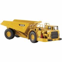 Camion Caterpillar Ad45b Mineria Subterranea A Escala 1:50