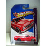 Hot Wheels Camioneta 67 Chevy Cio Rojo 170/250 2013