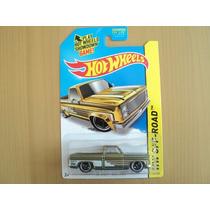 Hot Wheels Super Treasure Hunt Chevy Silverado `83