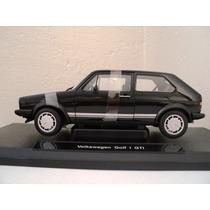 Volkswagen Golf Gti Mki Auto A Escala De Colección