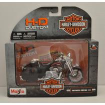 Moto 1998 Flsts Heritage Springer Harley-davidson