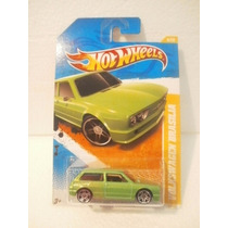 Hot Wheels Vw Volkswagen Brasilia Verde 8/244 2011 Tl