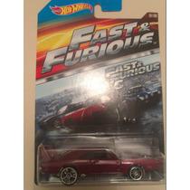 Hot Wheels De Coleccion Rapido Y Furioso 15 Charger Daytona