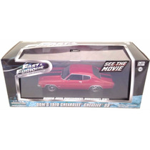 Greenlight Chevy Chevelle 1/43 Rapido Furioso Fast Furious