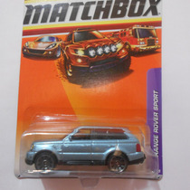 Fermar4020 *range Rover Sport* Y-243 35/75 Matchbox