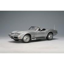 Corvette 1969 Auto A Escala De Colección