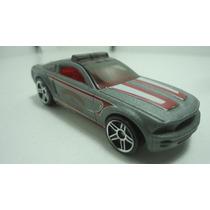 Hotwheels Ford Mustang Gt Concept -fire Ganalo....!!!!