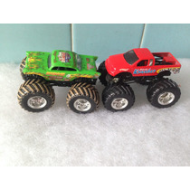 Hot Wheels Monster Jam Varios Modelos Super Padres Omm
