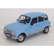 Renault 4 Gtl Escala 1:18 Solido
