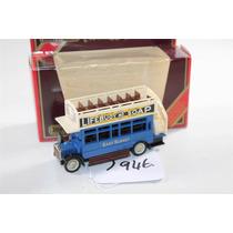 Matchbox Models Of Yesteryear Y-23 1923 Aec Omnibus