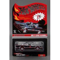 Hot Wheels Batmobile Tv 60s Rlc Red Line Club Limitado