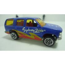 Chevrolet Tahoe Sydney 2000 Matchbox Ganalo....!!!!