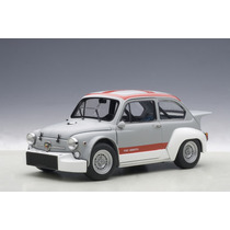 Fiat Abarth 1000 Tcr Auto A Escala De Colección