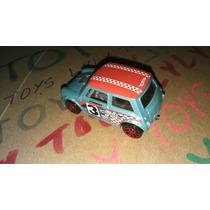 Mini Morris Azul Gris Con Rojo Estado Mint Lyly Toys