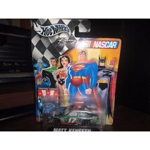 Hot Wheels Racing Matt Kenseth Martian Manhunter Nascar