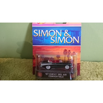 Hot Wheels Retro Bel Air, Llantas Goma, Simon & Simon