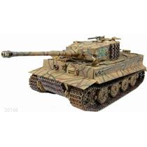 Tanque Tamiya Tiger I Late V. 1/35 Armar Pintar Alto Detalle