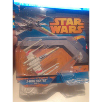 Hot Wheels De Coleccion Serie Star Wars X Wing Fighter