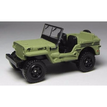 Jeep Willys - Matchbox