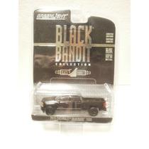 Greenlight Black Bandit Camioneta Chevrolet Silverado 1500