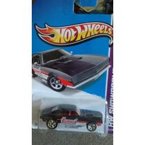 Hotwheels 67 Camaro 2012
